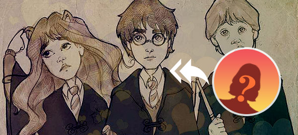 Which Harry Potter main character are you?