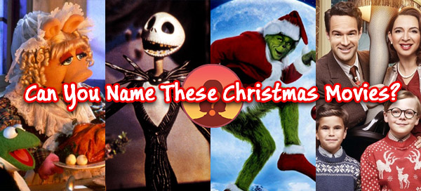 [Game] Can You Name These Christmas Movies?