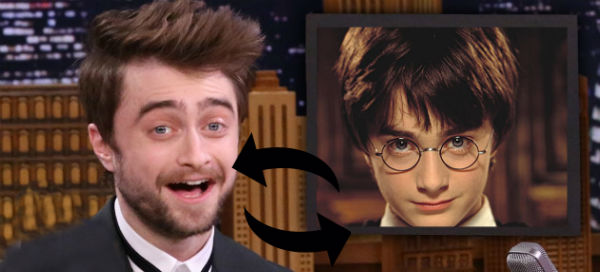 Who are you in the Harry Potter?