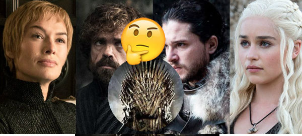 Who Will End Up On The Iron Throne In Game Of Thrones ?