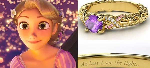 Which DISNEY PRINCESS RING matches you most?