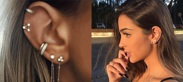 Which Ear Piercing Suits You Most?