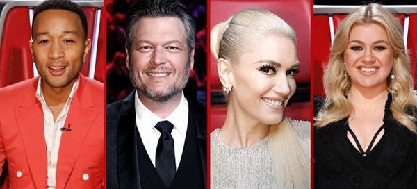 What 2019 `The Voice` Judge Are You?