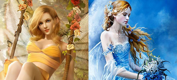 What Kind Of Color Fairy Are You?
