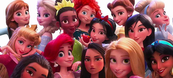 What Disney Princess Would Be Your BFF?
