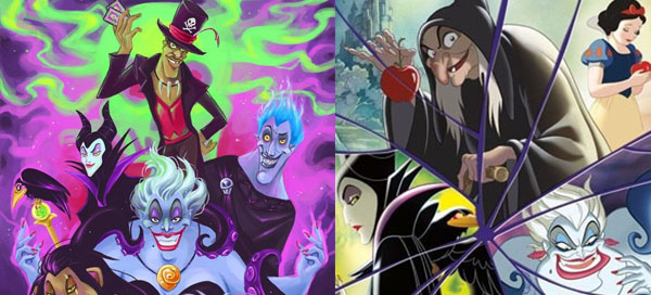 Which villain should be your best friend?