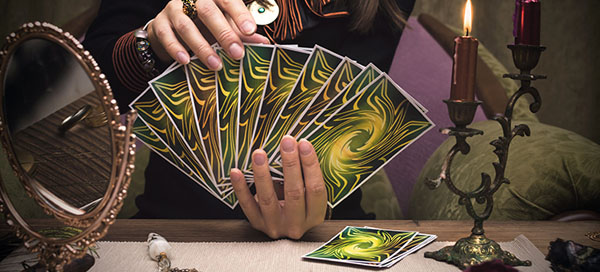 Which tarot card represents your personality?