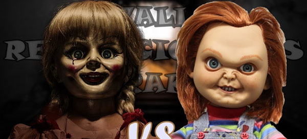 Which creepy doll are you on Halloween?