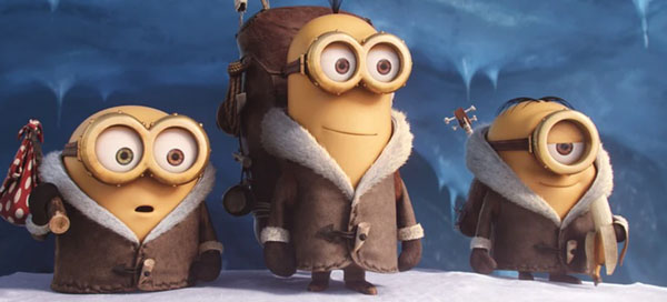 What`s your Minions quote?