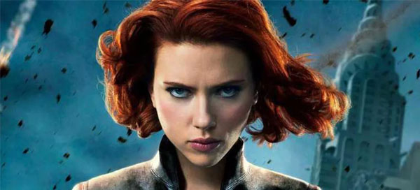 What if you were Black Widow?