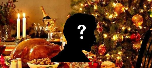 Who will come to your Christmas dinner?