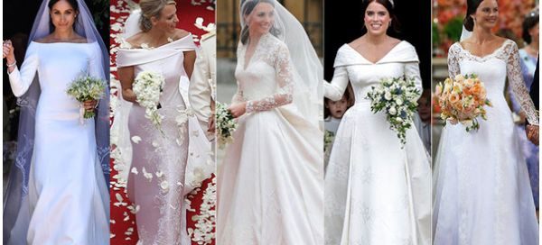 What do your favorite wedding dress say about your love life?