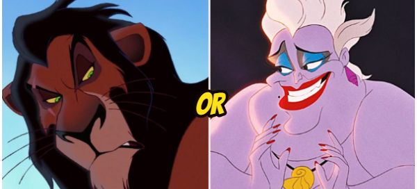 We know which Disney villain you truly embody based on the ice cream you pick