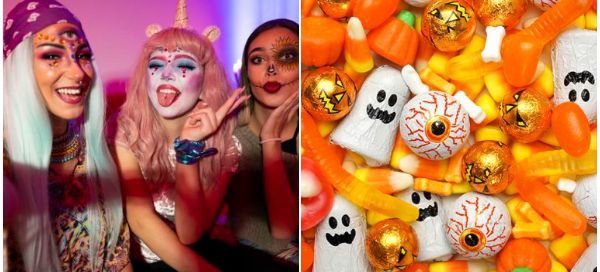 Wanna know which Halloween costume is your style? Just choose a candy to discover it