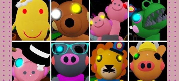 Which Piggy Character Are You From Roblox?