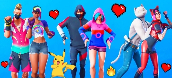 Find out which Fortnite skin you are according to your Pokemon tastes.